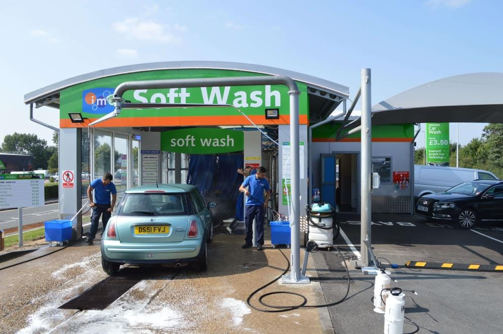 Car Wash Stafford Uk
